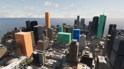 3D City Models and Game Engines Transforming Real Estate