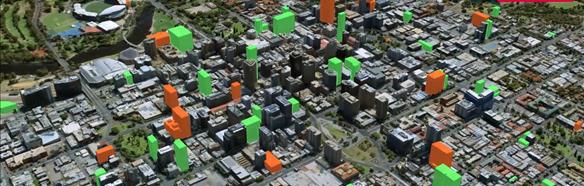 Adelaide Building Development Activity