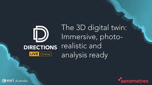 The Digital Twin: Immersive, Photo-realistic and Analysis-ready