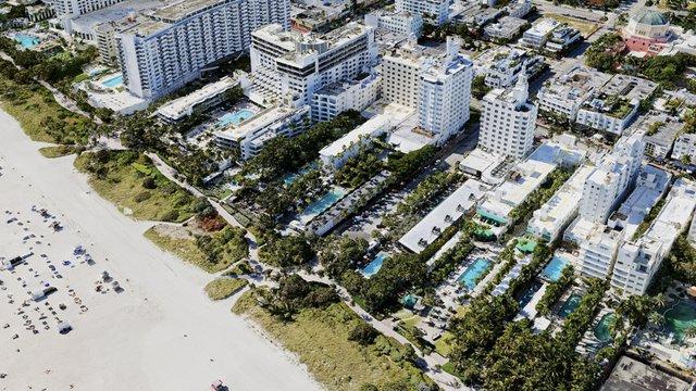 Miami Interactive 3D Model